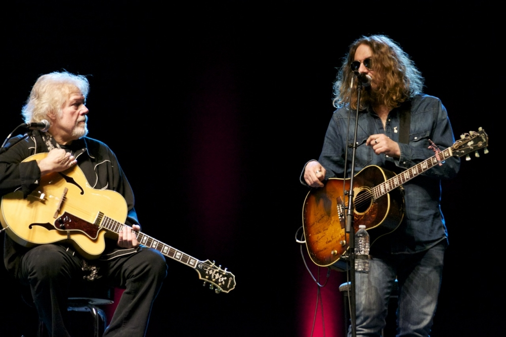 Randy Bachman & Tom Wilson (Lee Harvey Osmond)