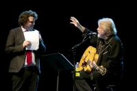 Tom Power (CBC) & Randy Bachman